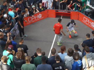 子供達の目指す場所を!1ON1ストリートサッカー全国大会開催