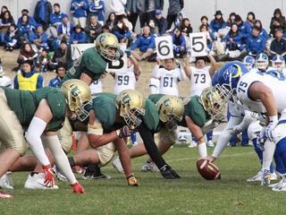 リーグ優勝のその先へ。名大アメフト部GRAMPUS西日本一を目指す