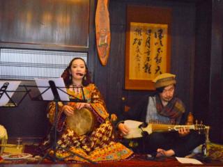 「猿ヶ音楽祭2018」により、観光客が激減した温泉地を元気に!