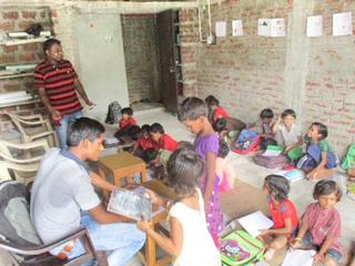 インドのスジャータ村の小学校に、新しいトイレを設置したい!