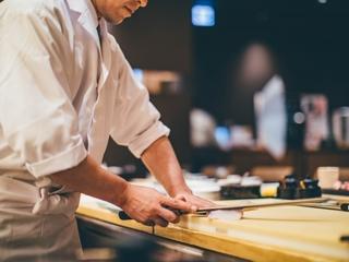 寿司本来の姿を多くの方に発信したい!1人の料理人の挑戦!