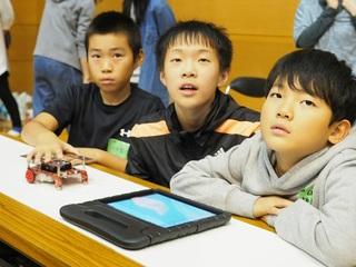 子ども×ロボット!広島にプログラミングを楽しんで学べる場を!