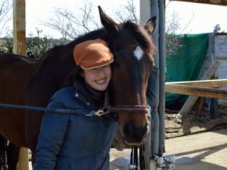 養老馬の余生を支える、馬糞堆肥の運搬用トラックを購入したい