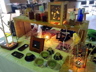 『肝心(ちむぐくる)ぬ物語(むぬがたい)沖縄工芸展』を福島で開催