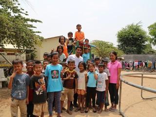 カンボジアの孤児院で暮らす子供たちに、未来への行動力を!
