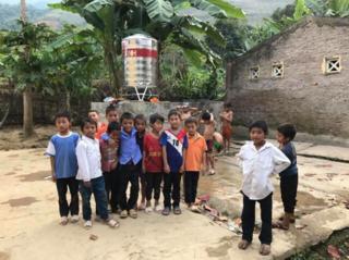 ミニバスケットボール大会にベトナムの子供たちを招待したい!