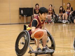 車いすバスケを身近に!普及に向けて競技用車いすを購入したい!