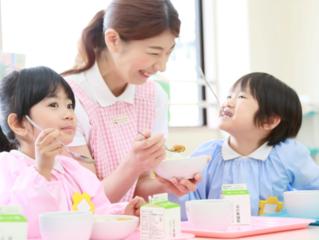 オーガニックで安心な野菜を園児たちに食べてもらいたい!