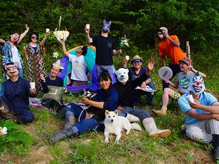 みんな集まれ!福島県田村市に牧場×アートフェスを作ろう!