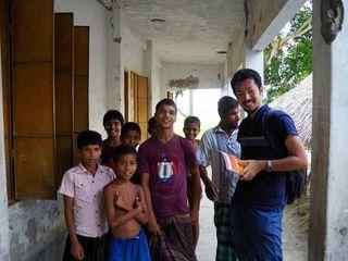 バングラデシュ農村に学校建設!子供達が安心して学べる環境を!