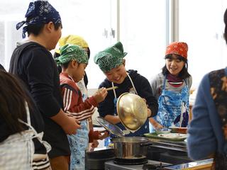 在来作物で味覚教育!こども向けの料理本・レシピ集を作ります!