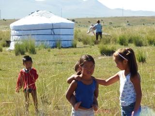 モンゴルの子どもたちに「420個のランドセル」を届けたい!