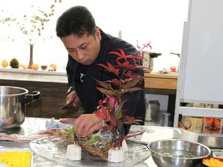 【料理人が挑む】 屋久島で行う、名物料理で本気の島おこし!