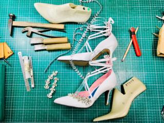 ブライダルシューズブランドを立ち上げ、浅草の靴産業に恩返しを