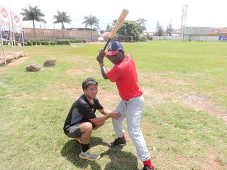 ウガンダ野球の挑戦。2020年、東京で白球を追いかけるために。