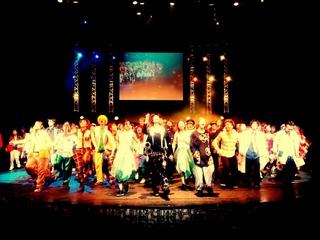 慶應義塾大学公認ダンスサークルW+I&Sの春公演に照明を!