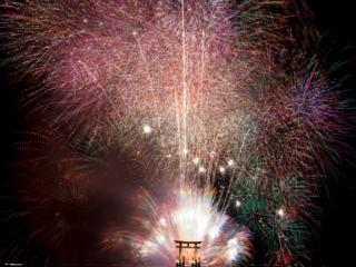 あなたの支援が花火に!市民の手でつくる浜名湖弁天島花火フェス