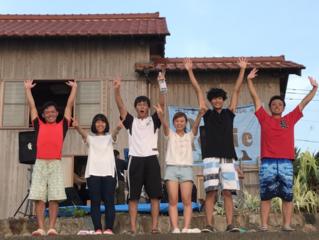 大学生が「海の家」で島根県津田町に笑顔の旋風を巻き起こす!