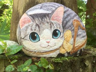 『不登校だった猫』展で優ちゃんの「でも大丈夫!」を発信したい