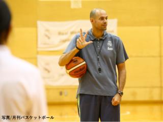 レアル・マドリードのコーチを招き、日本バスケット界に刺激を!