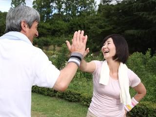 東京の高齢者を明るく元気にしよう