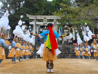 福岡県嘉麻市で774年前から続く「山野の楽」を存続させたい