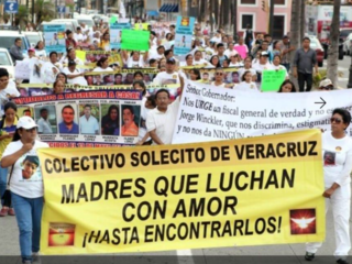メキシコ麻薬戦争の真実:行方不明の家族を自ら探す人々