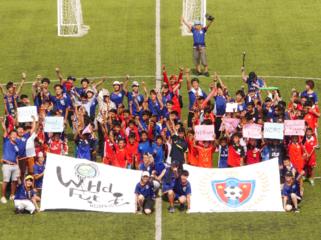 カンボジアの子どもたちが夢へ挑戦できるサッカー大会を創る!