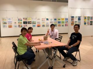 第11回!大和市の外国にルーツをもつ子の絵画展サポーター募集