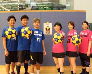 世界大会出場をかけて、日本にコーフボール選手たちが集結!