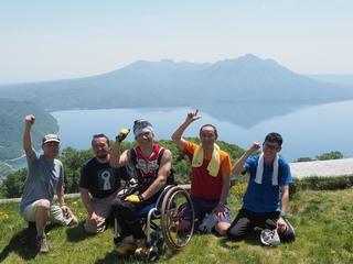 車椅子キッズとあの頂上へ~車椅子登山プロジェクト始動!