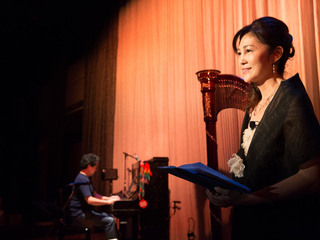 被爆ピアノと共に音楽と朗読で、平和と核のない世界を訴えたい!