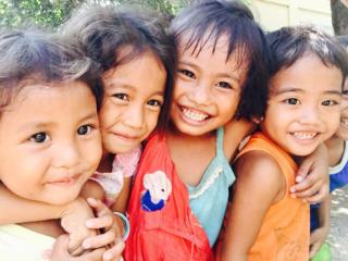 フィリピンの子供達に幸せを届けたい!!