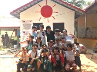 もしもド田舎の大学生がカンボジアの小学校に図書館を建てたら…