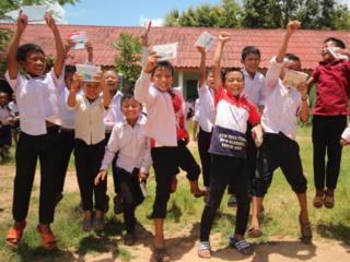 """""""教育""""まで遠いベトナムの村に学校を!未来の一部を変えていけ"""