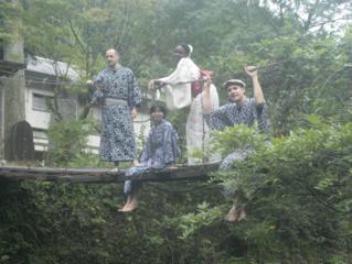 瀬戸谷のマップ作り—日本茶に恋したアメリカ人の恩返し