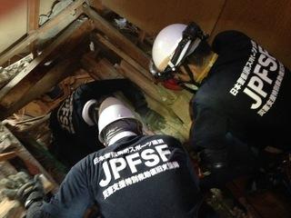 警察・消防官の技術活かし、西日本豪雨被災者の「思い出」救助へ
