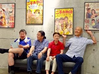 山形県米沢の誇る喜劇俳優 伴淳三郎の映画祭開催を継続したい!