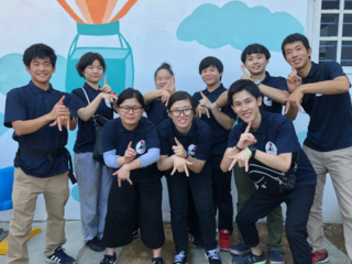 全日本ろう学生懇談会会員に多角的に捉える力を与えたい!