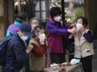 後々の健康被害を防ぐために豪雨被災地に防塵マスクを届けよう!