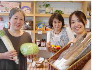 都心に根付いた、岡山県からの野菜を届ける八百屋を継続したい!