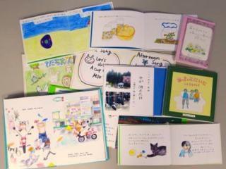 中高生の記憶をかたちにー被災地を手作り絵本で応援しようー