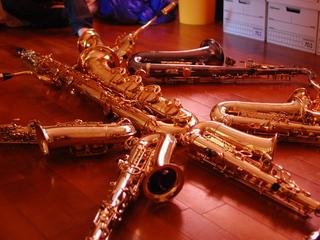 サクソフォンアンサンブル・コンサートを函館で開催したい!