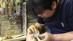 福井の伝統工芸品「越前焼薄作り」で時計をつくる!