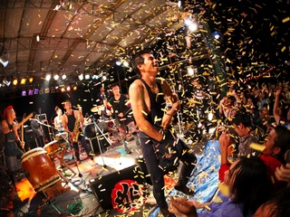 山形県の蔵王温泉で環境に配慮した無料の音楽祭を続けていきたい