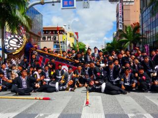 泉崎旗頭保存会ハワイプロジェクト 沖縄伝統の旗頭をハワイへ!