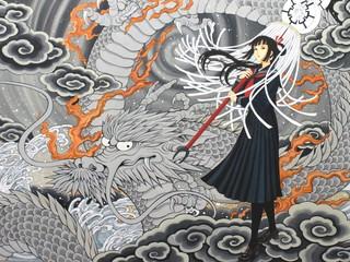 北斎の娘、応為に捧げる撫子凛作品集「輪廻転生」を作りたい!