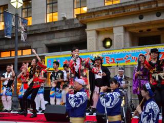 祝10回目!秋、横浜にあふれるみんなの笑顔を明るく照らしたい!