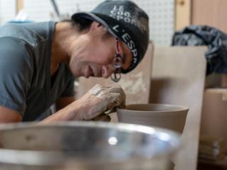 滋賀県で活躍するスゴ腕陶器作家を応援したい