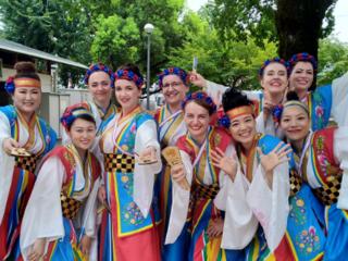 世界中の踊り子と本場高知のよさこい祭りへ参加したい!
